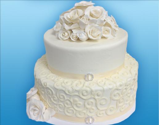 Cakes Wedding Sweet Mandy Bs