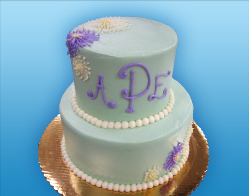 Sweet mandy b s wedding cake